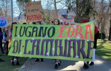 Sciopero internazionale per il clima: partecipazione degli studenti del Liceo di Lugano 1
