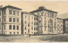 Il Novecento e un nuovo edificio per il liceo cantonale