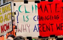 """Quarto """"sciopero per il clima"""" - Climatestrike - venerdì 29 novembre 2019"""