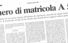 Ricordando Pietro Terracina