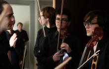Iscriviti ai gruppi musicali del liceo!