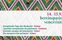 """""""I colori della libertà"""": Giornata europea del patrimonio 2019"""