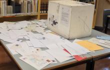 Ufficio postale del futuro: scrivi a te stesso
